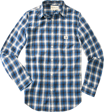DENIM&SUPPLY Hemd plaid M04-WLSCL/CPW1P/I4RUP