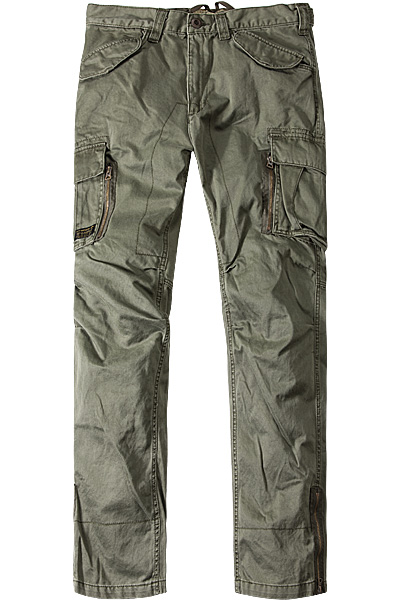 ALPHA INDUSTRIES Overland Pants 123202/142