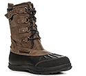 SEBAGO Wells Riverbank Tall black coffee B17203