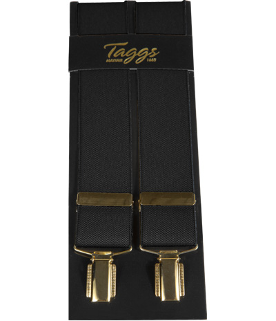 TAGGS Hosentr�ger DL923/gold-black