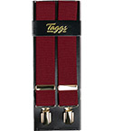 TAGGS Hosentr�ger DL923/gold-wine
