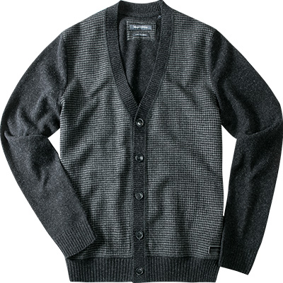 Marc O'Polo Cardigan d.graphit 230/5024/61380/999