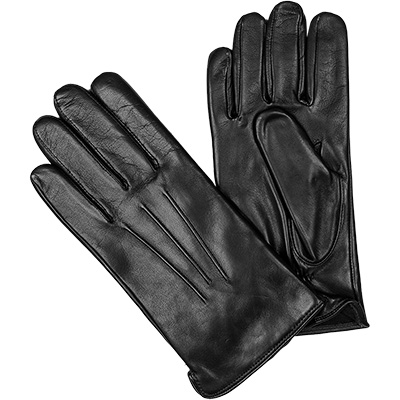 handschuhe haarschaf nappaleder schwarz von roeckl bei. Black Bedroom Furniture Sets. Home Design Ideas