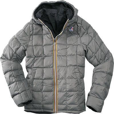 K-WAY Jacke Jaques Thermo Plus Double K001K40/C40
