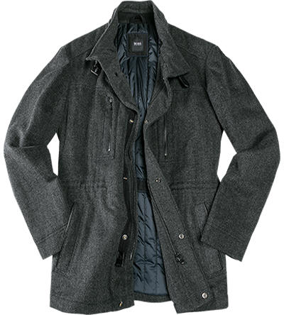 HUGO BOSS Jacke charcoal 50233111/Tabon1/012