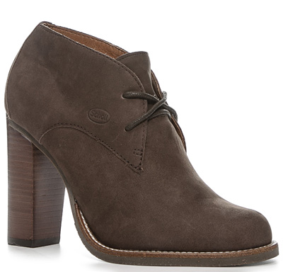 Scholl Damen Issenia dark brown F24650/1019