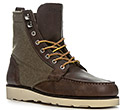 SEBAGO Stockton Boot chocolate B20638