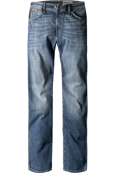 Wrangler Texas Stretch worn broke W121/92/37X