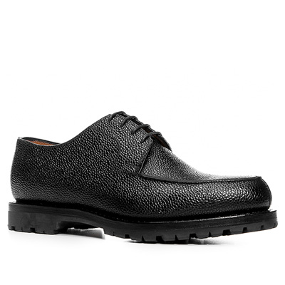 Prime Shoes Munich Scotchgrain black