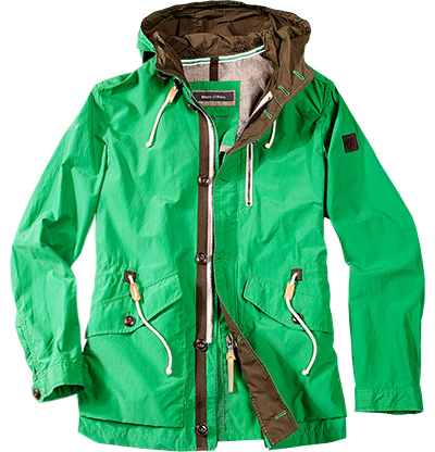 Marc O'Polo Jacke deep sedge 321/1566/70190/476