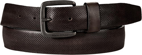 Marc O'Polo Gürtel dark brown 321/8170/0384/790