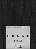 Falke Luxury Kniestrumpf No.13 3er Pack 15669/3591