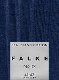 Falke Luxury Kniestrumpf No.13 3er Pack 15669/6000