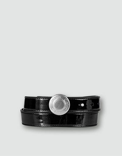 Calvin Klein Jeans Gürtel black CW22BN