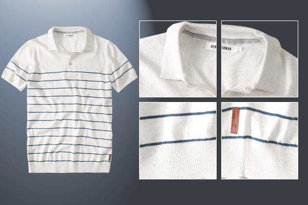 Ben Sherman Polo-Shirt ME00182/61A