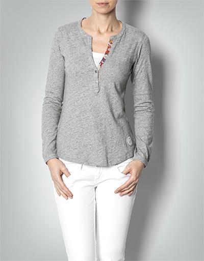 Fire + Ice Damen T-Shirt grau mel. 8451