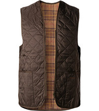 Barbour Steppinnenweste rustic