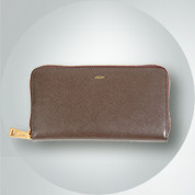 JOOP! Damen Wallet Melete l-brown 14/22/01502/701