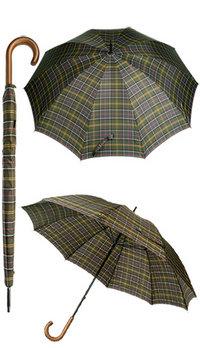 Babour Classic Tartan Golf Umbrella