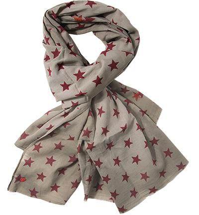 Strellson Sportswear Schal taupe-red : Strellson Sportswear Schal taupe-red  Herren in braun