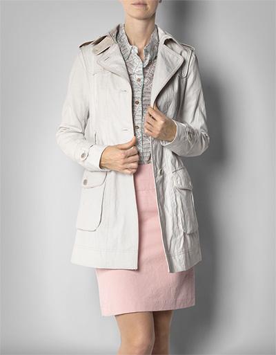 CINQUE Damen Mantel weiß 3529