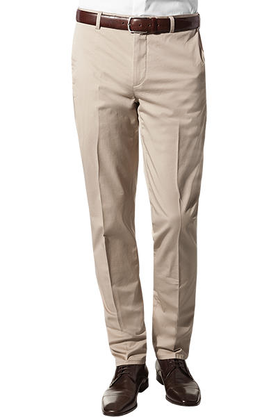 Brooks Brothers Hose Marco plaza taupe 77854026