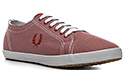 Fred Perry Kingston Chambray blood B2147/696