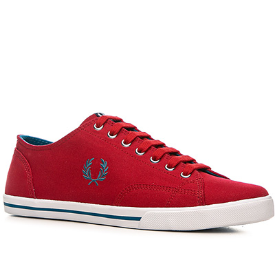 Fred Perry Ross Canvas blood B2214/696