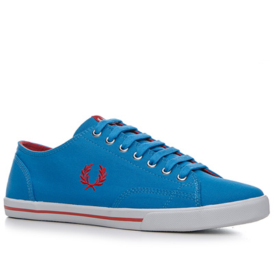Fred Perry Ross Canvas kingfisher B2214/779