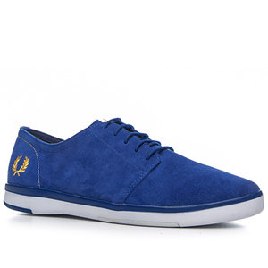 Fred Perry Blackwell Suede royal