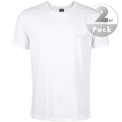 HUGO BOSS RH-Shirt 2er Pack white 50325405/100