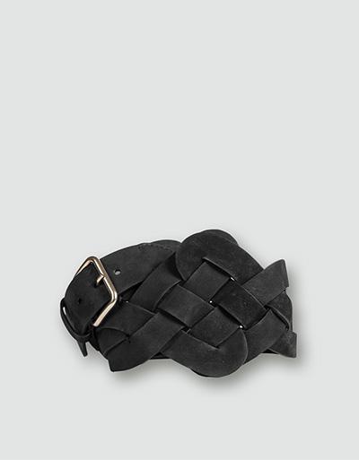 RENÉ LEZARD Damen Gürtel schwarz 834129