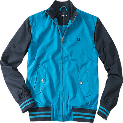 Fred Perry Jacke enamel blue J2200/570