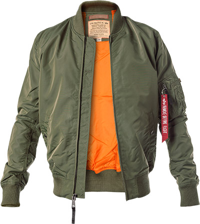 ALPHA INDUSTRIES Jacke MA-1TT 191103/01