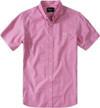 Fred Perry Hemd pink