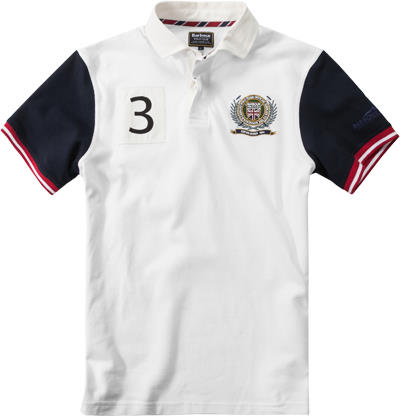 Barbour Sports Polo white MML0367WH11
