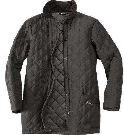Barbour Jacke Eskdale dark brown MQU0004BR91