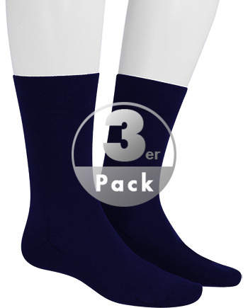 Hudson Relax Cotton Socken 3er Pack 004400/0331