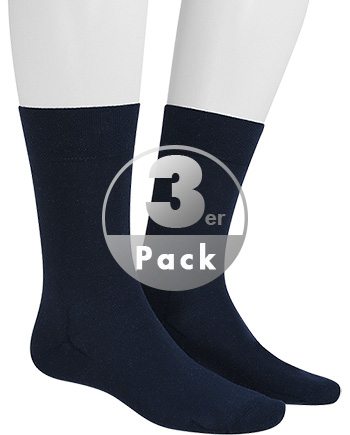 Hudson Relax Cotton Socken 3er Pack 004400/0387