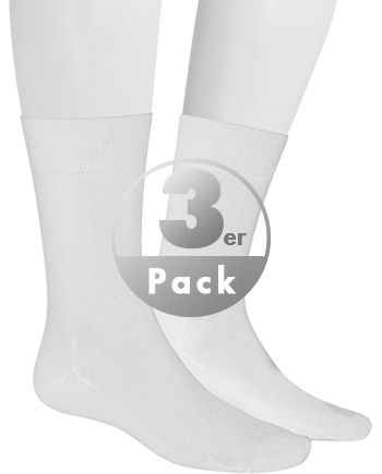 Hudson Relax Cotton Socken 3er Pack 004400/0008