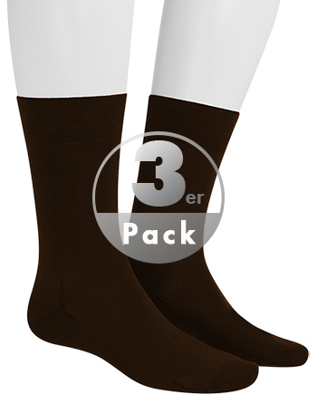 Hudson Relax Cotton Socken 3er Pack 004400/0778