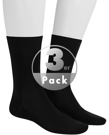 Hudson Relax Exquisit Socken 3er Pack 004211/0005