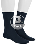 Hudson Relax Exquisit Socken 3er Pack 004211/331