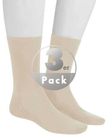 Hudson Relax Exquisit Socken 3er Pack 004211/0761