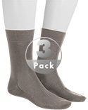 Hudson Relax Exquisit Socken 3er Pack 004211/0755