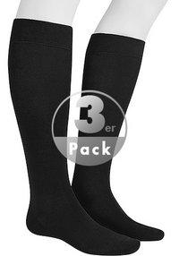 Hudson Relax Cotton Knee 3er Pack