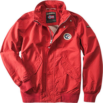 NAPAPIJRI Jacke old red N0Y4KI094
