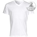 HUGO BOSS V-Shirt 2er Pack white 50325401/100