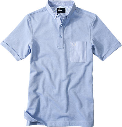 Fred Perry Polo-Shirt light smoke M2277/146