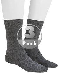 Hudson Relax Woolmix Socken 3er Pack